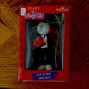 Diary of a Wimpy Kid Ornament